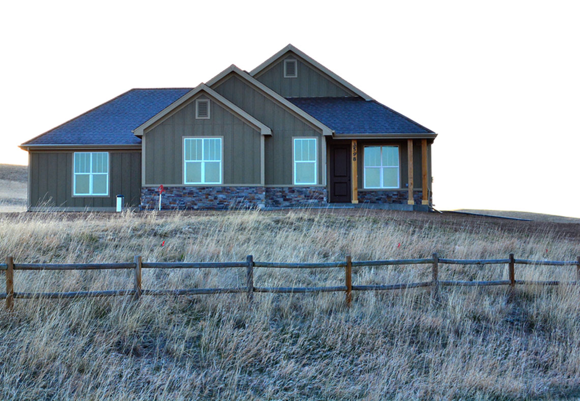 Custom homes in cheyenne wy custom homes designed to for Home builders cheyenne wy